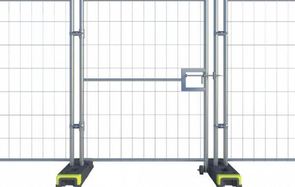 Bauzaun Türen & Tore