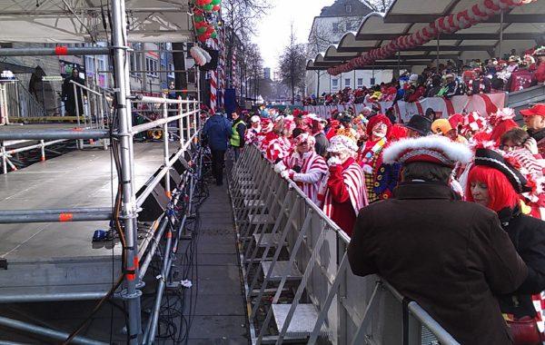 Agentur LIVEVENT Eventproduktion Eröffnung Straßenkarneval (1)