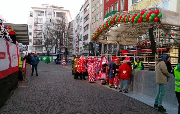 Agentur LIVEVENT Eventproduktion Eröffnung Straßenkarneval (6)