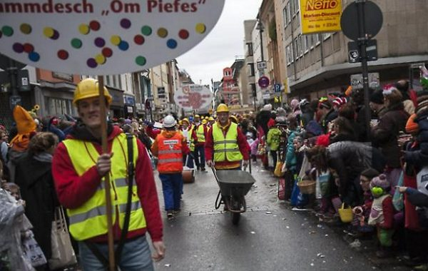 Karnevalszug Südstadt