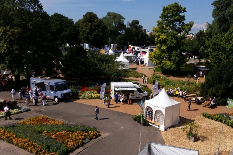 Agentur LIVEVENT Eventproduktion Tag des Garten (2)