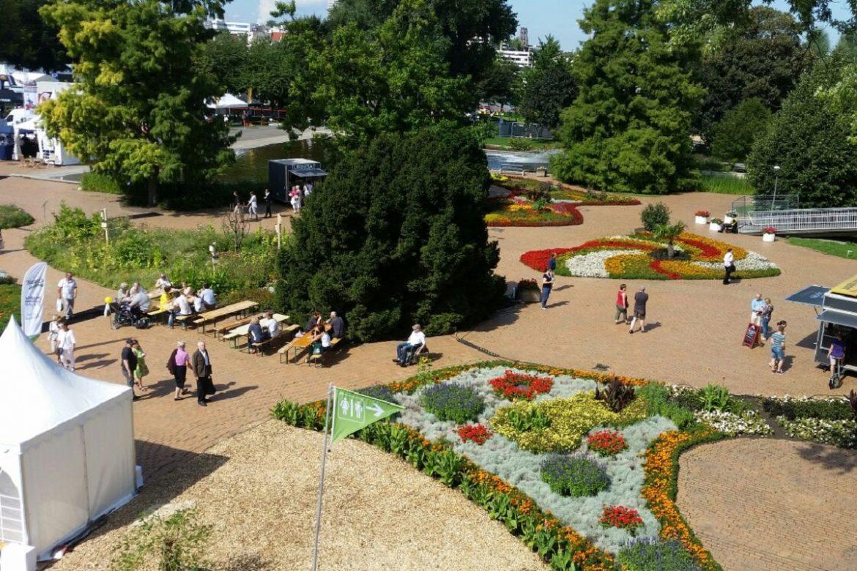 Agentur LIVEVENT Eventproduktion Tag des Garten (3)