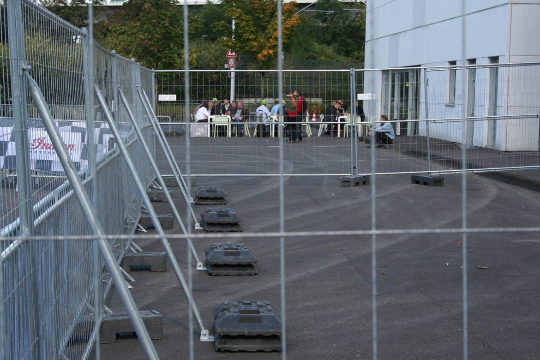 Bauzaun Security 2m (3)