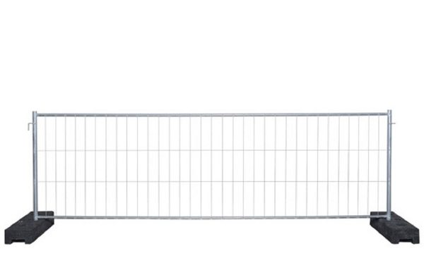 Bauzaun halbhoch 1,2 m