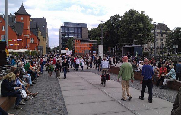 Rheinauhafen Festival