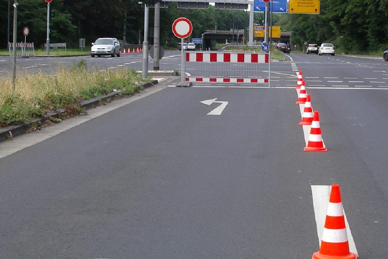 Verkehr Leitkegel VZ 610 (2)