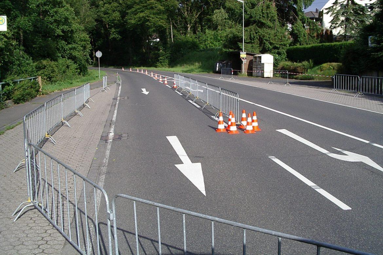Verkehr Leitkegel VZ 610 (6)