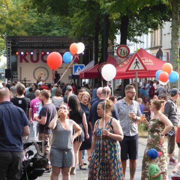 Nachbarschaftsfest Raderberg