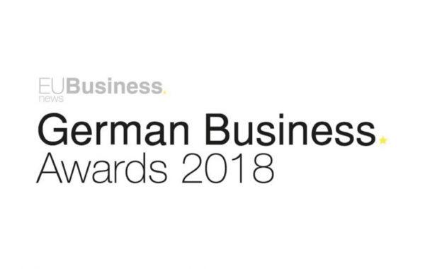 German Business Award 2018